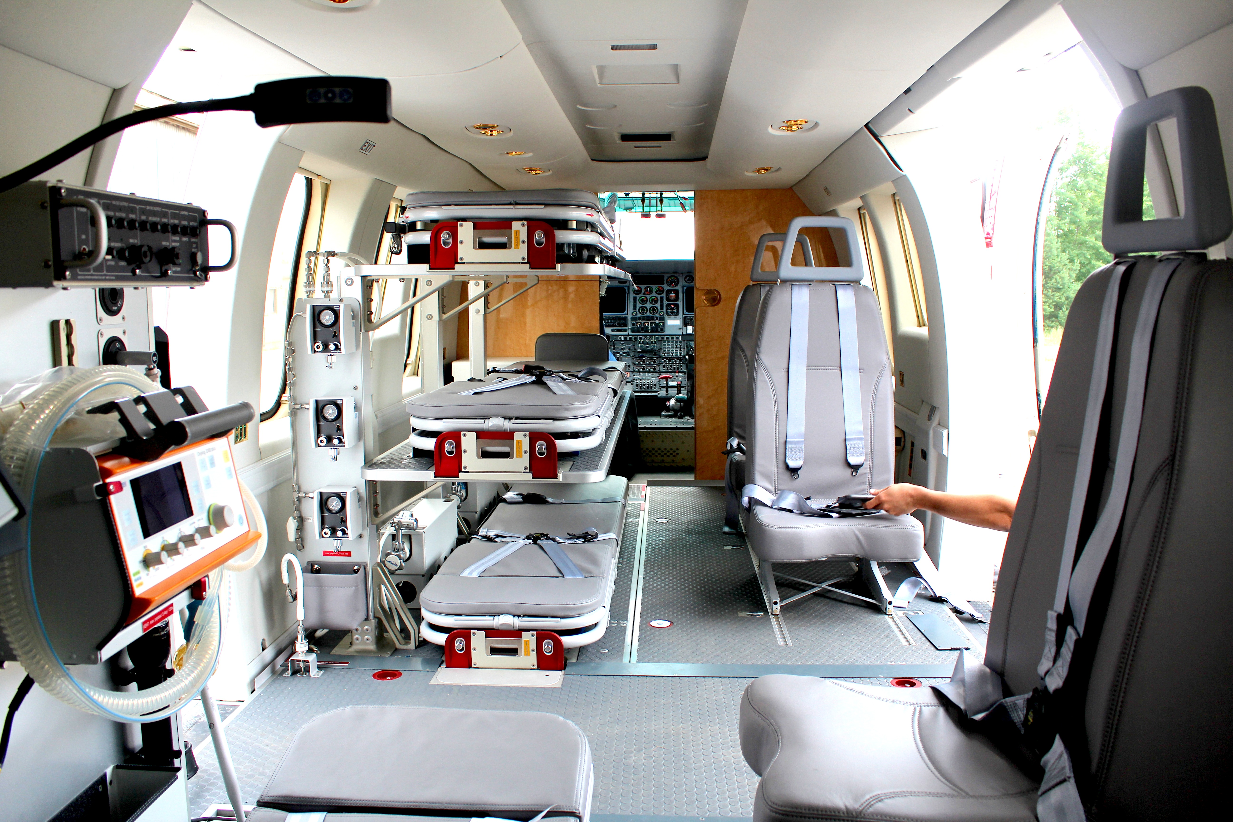 Introduction Film 1 of Global Aviation Services Interior